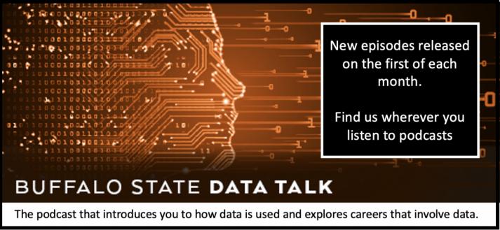 Buffalo State Data Talk Podcast