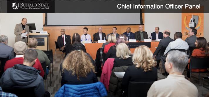 Buffalo CIO Panel