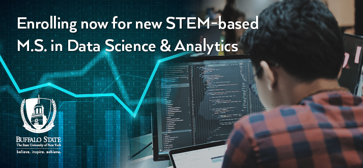 Enroll Now for Data Science and Analytics Masters
