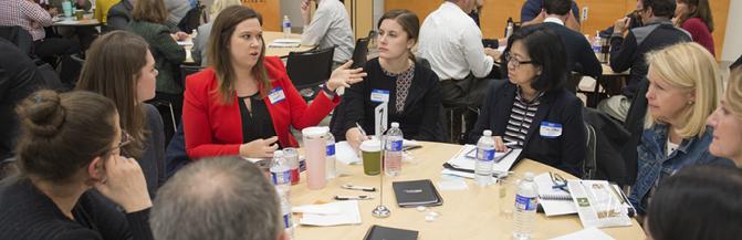 Data Strategy Governance Event at Alumni Center